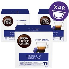 Nescafé Dolce Gusto Ristretto Ardenza 16ks x 3 ks - Kávové kapsle