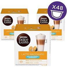 Nescafé Dolce Gusto Latte Macchiato bez cukru 16ks x 3 - Kávové kapsle