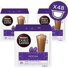 Nescafé Dolce Gusto Mocha 16ks x 3 - Kávové kapsle