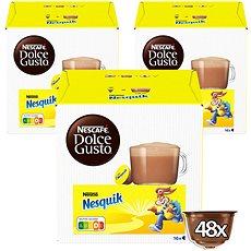 Nescafé Dolce Gusto Nesquik 16ks x 3 - Kávové kapsle