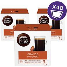 Nescafé Dolce Gusto Cafe Grande Intenso 16ks x 3 - Kávové kapsle