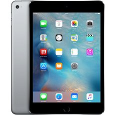 iPad mini 4 s Retina displejem 128GB WiFi Space Gray - Tablet