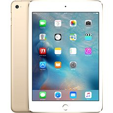 iPad mini 4 s Retina displejem 128GB WiFi Gold - Tablet