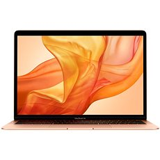 """MacBook Air 13"""" Retina CZ Zlatý 2018 - MacBook"""