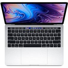 """MacBook Pro 13"""" Retina CZ 2018 s Touch Barem Stříbrný - MacBook"""
