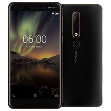 Nokia 6.1 Black/Copper Dual SIM - Mobilní telefon