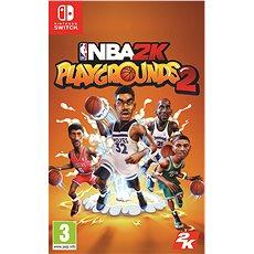 NBA 2K Playgrounds 2 - Nintendo Switch - Hra pro konzoli
