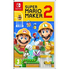 Super Mario Maker 2 - Nintendo Switch - Hra pro konzoli