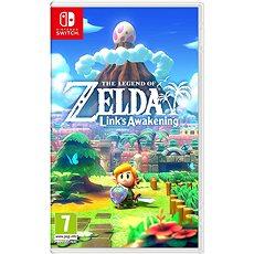 The Legend Of Zelda: Links Awakening - Nintendo Switch - Hra pro konzoli