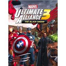 MARVEL ULTIMATE ALLIANCE 3: The Black Order - Nintendo Switch - Hra pro konzoli
