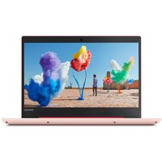 Lenovo IdeaPad 320s-14IKB Coral Red - Notebook