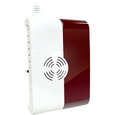 iGET SECURITY P6 - bezdrátový detektor plynu - Detektor plynů
