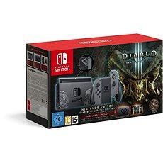 Nintendo Switch Diablo III Limited Edition - Herní konzole
