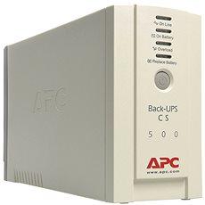 APC Back-UPS CS 500I - Záložní zdroj