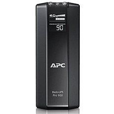 APC Power Saving Back-UPS Pro 900 eurozásuvky - Záložní zdroj