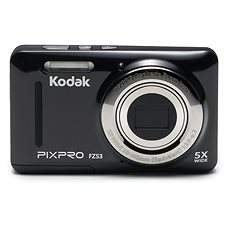 Kodak FriendlyZoom FZ53 černý - Digitální fotoaparát