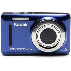 Kodak FriendlyZoom FZ53 modrý - Digitální fotoaparát
