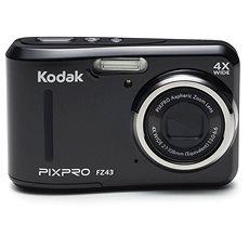 Kodak FriendlyZoom FZ43 černý - Digitální fotoaparát