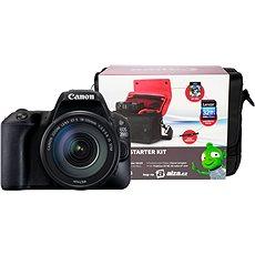 Canon EOS 200D + 18-135mm IS STM + Canon Starter Kit - Digitální fotoaparát