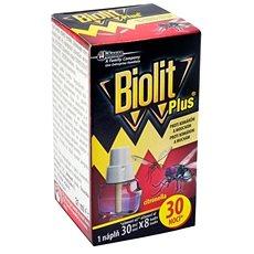 BIOLIT Plus tekutá náplň 31 ml - Odpuzovač hmyzu