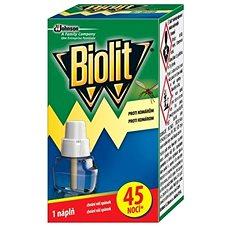 BIOLIT tekutá náplň do elektrického odpařovače 27 ml - Odpuzovač hmyzu
