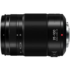 Panasonic Lumix G X 35-100mm f/2.8 II Power OIS černý - Objektiv