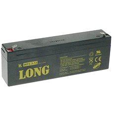 Long 12V 2.3Ah olověný akumulátor F1 (WP2.3-12) - Nabíjecí baterie