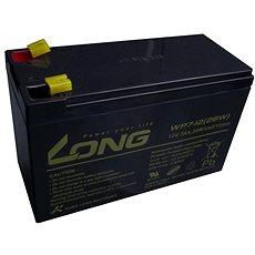 Long 12V 7Ah olověný akumulátor F1 (WPS7-12) - Nabíjecí baterie