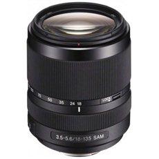 Sony 18-135mm f/3.5–5.6 - Objektiv