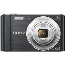 Sony CyberShot DSC-W810 černý - Digitální fotoaparát