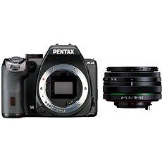 PENTAX K-S2 černý + 18-50mm WR - Digitální fotoaparát