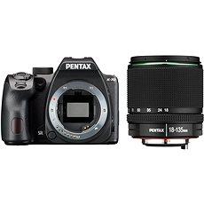 PENTAX K-70 + objektiv 18-135mm WR - Digitální fotoaparát