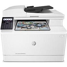 HP Color LaserJet Pro MFP M181fw - Laserová tiskárna