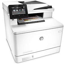 HP Color LaserJet Pro MFP M477fdn JetIntelligence - Laserová tiskárna