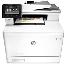 HP Color LaserJet Pro MFP M477fnw JetIntelligence - Laserová tiskárna