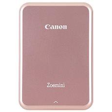 Canon Zoemini PV-123 růžově zlatá - Termosublimační tiskárna