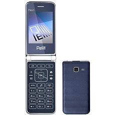 Pelitt Flex modrá - Mobilní telefon