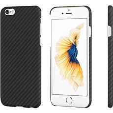 Pitaka Aramid case Black/Grey iPhone 6/6s - Kryt na mobil