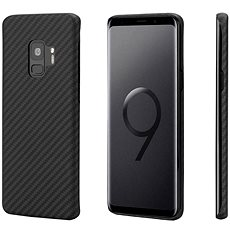 Pitaka Aramid case Black Grey Samsung Galaxy S9+ - Kryt na mobil