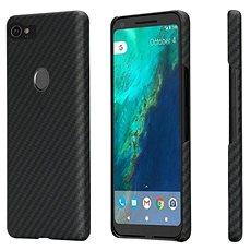 Pitaka Aramid case Black/Grey Google Pixel 2 XL - Kryt na mobil