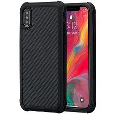 Pitaka MagCase Pro Black/Grey iPhone XS/X - Kryt na mobil