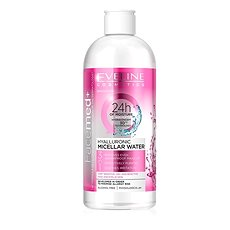 EVELINE COSMETICS FACEMED+ Hyaluron micellar water 400 ml - Micelární voda
