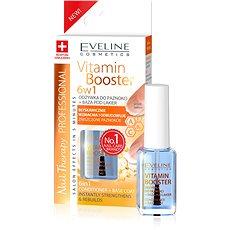 EVELINE COSMETICS Spa Nail Vitamin Booster 6in1 12 ml - Lak na nehty