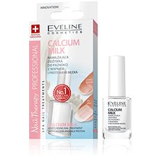 EVELINE COSMETICS Spa Nail Conditioner Calcium Milk 12 ml - Lak na nehty