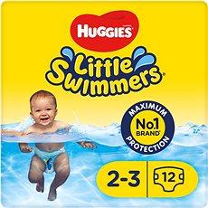HUGGIES Little Swimmers vel. 2/3 (12 ks) - Plenkové plavky