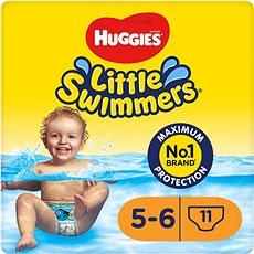 HUGGIES Little Swimmers vel. 5/6 (11 ks) - Plenkové plavky