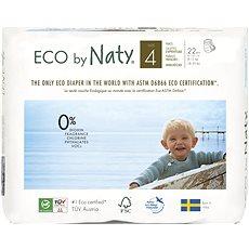 NATY Maxi vel. 4 (22 ks) - Eko plenkové kalhotky