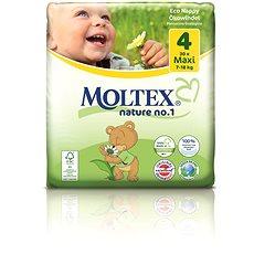 MOLTEX nature no. 1 Maxi vel. 4 (30 ks) - Eko pleny