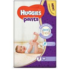 HUGGIES Pants Jumbo vel. 3 (44 ks) - Plenkové kalhotky