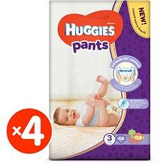 HUGGIES Pants Jumbo vel. 3 (176 ks) - Plenkové kalhotky